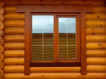 Какие окна выбрать для деревянного дома