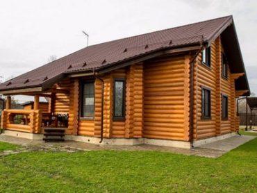 Отделка нового деревянного дома