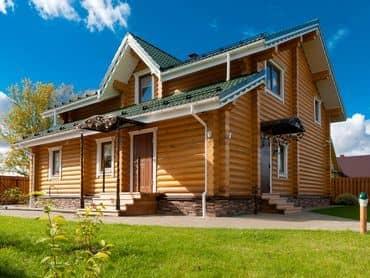 Почему стоит выбрать дом из бревна?